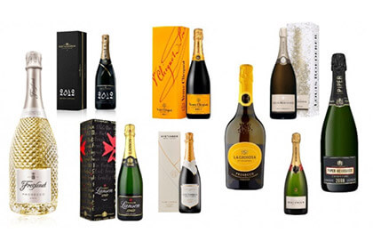 Champagne Store Online